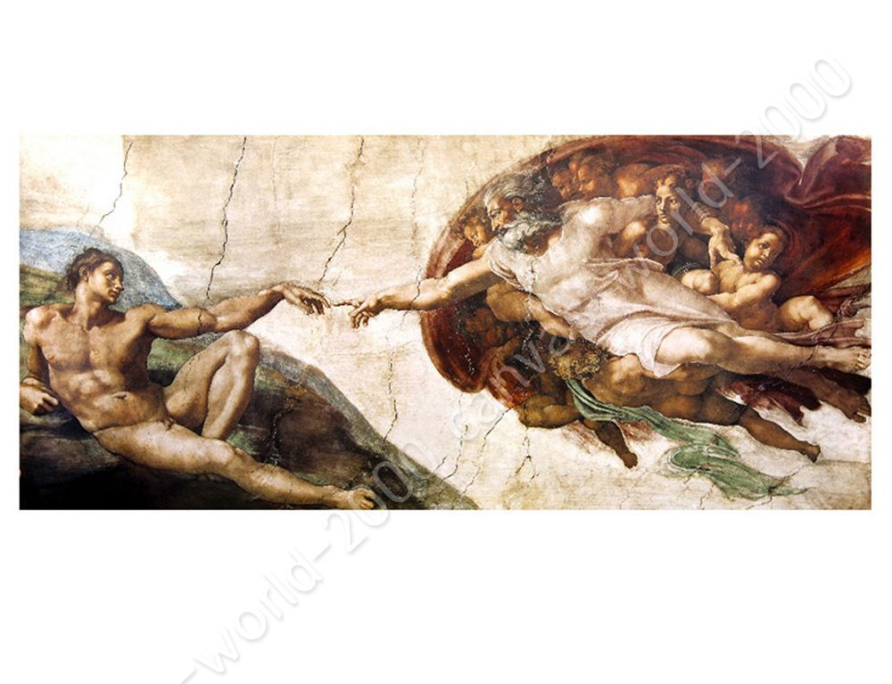 the true artist within michelangelo The creation of adam by michelangelo  uffizi), and his practical expertise in the difficult art of true fresco was extremely limited.